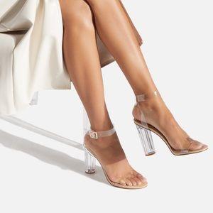 Transparent Heel